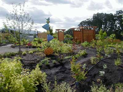Art in Edible Gardens